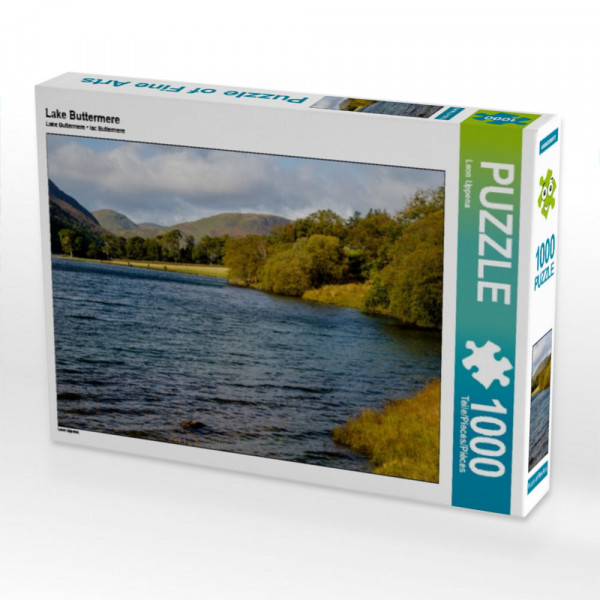 Puzzle Lake Buttermere
