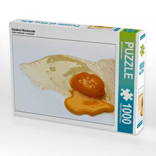 Puzzle Goldene Maskerade