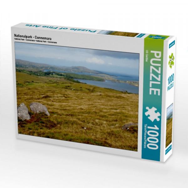 Puzzle Nationalpark - Connemara