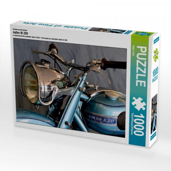 Puzzle Adler M 200