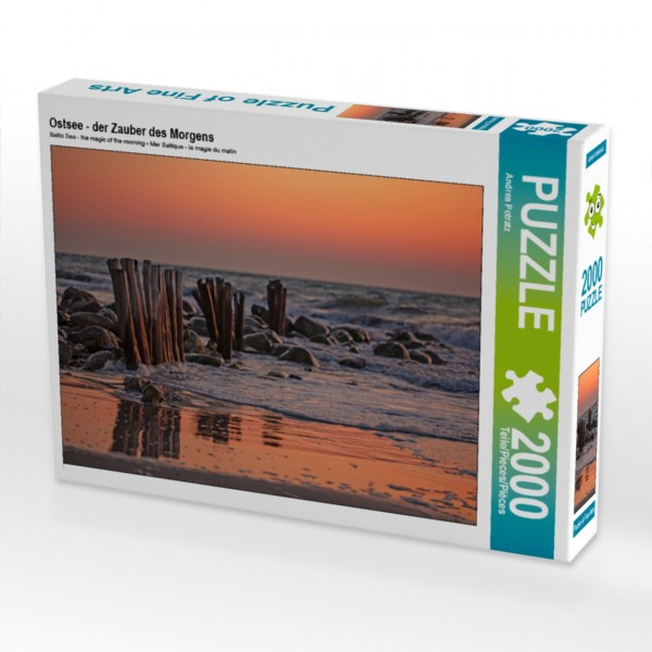Puzzle Ostsee - der Zauber des Morgens 2000 Teile Foto-Puzzle   Motiv 1 Bild 1