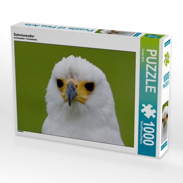 Puzzle Schreiseeadler