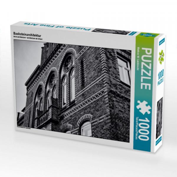 Puzzle Backsteinarchitektur