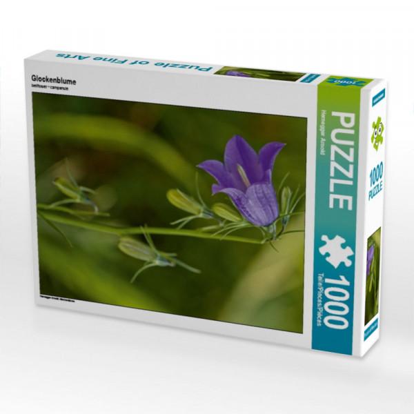Puzzle Glockenblume