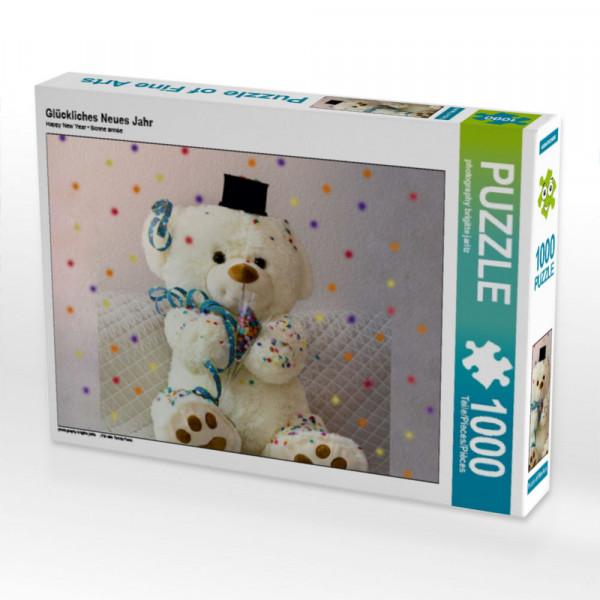Puzzle Glückliches Neues Jahr