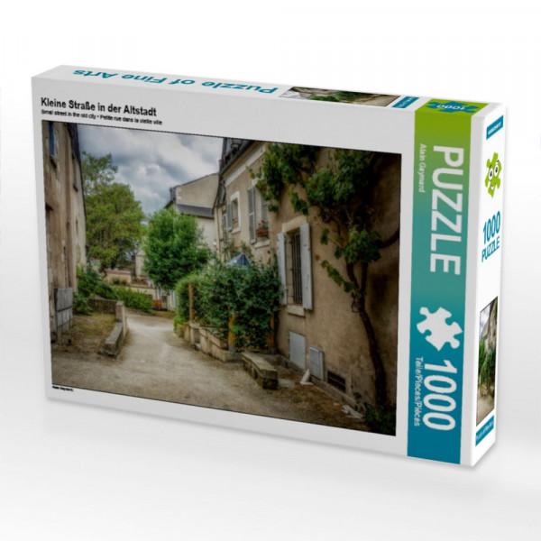 Puzzle Kleine Straße in der Altstadt