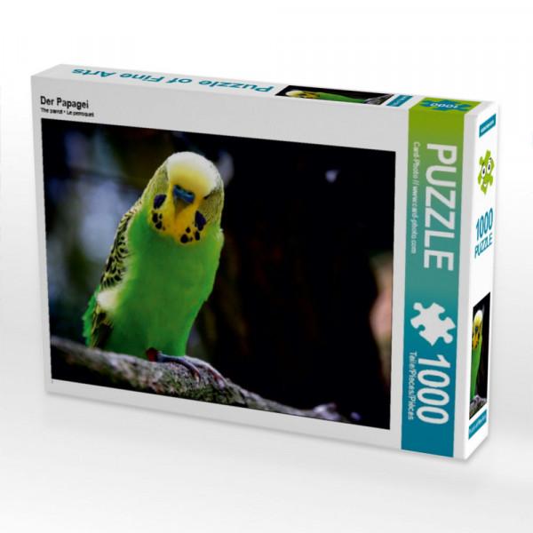Puzzle Der Papagei