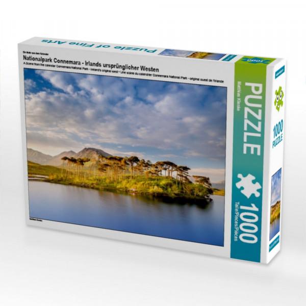 Puzzle Nationalpark Connemara - Irlands ursprünglicher Westen