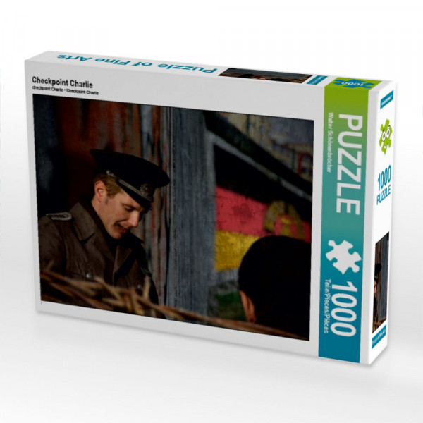 Puzzle Checkpoint Charlie