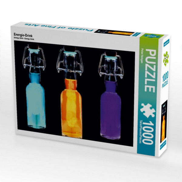 Puzzle Energie-Drink