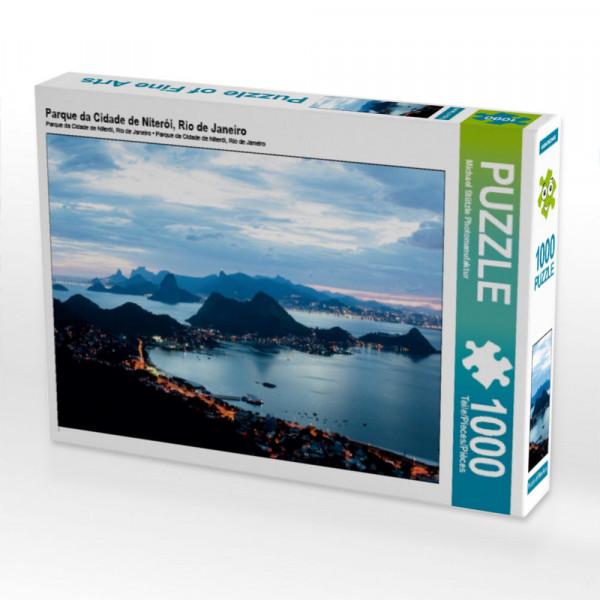 Puzzle Parque da Cidade de Niterói Rio de Janeiro