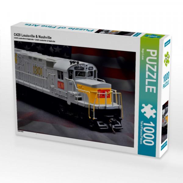 Puzzle C420 Louisville & Nashville