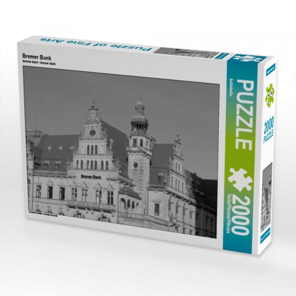 Puzzle Bremer Bank Foto-Puzzle Bild von