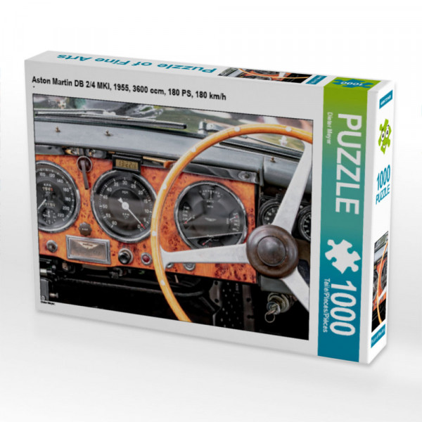 Puzzle Oldtimer - Cockpits vergangener Zeiten