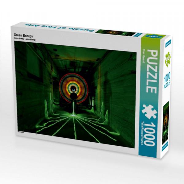 Puzzle Green Energy