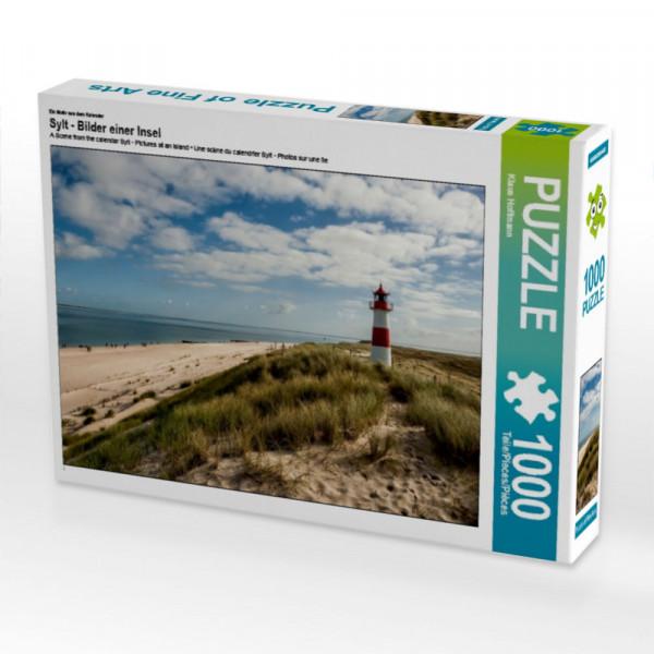Puzzle Sylt - Bilder einer Insel