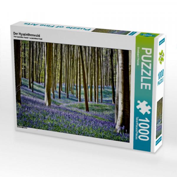 Puzzle Der Hyazinthenwald