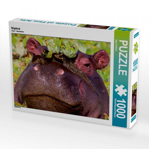 Puzzle Nilpferd