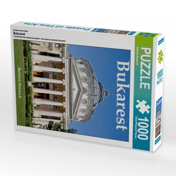 Puzzle Bukarest