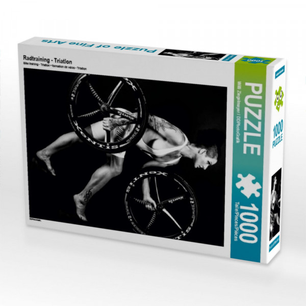 Puzzle Radtraining - Triatlon