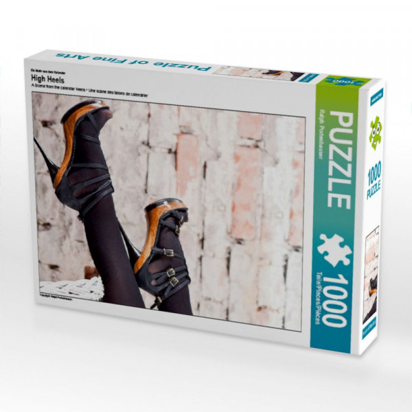 Puzzle High Heels