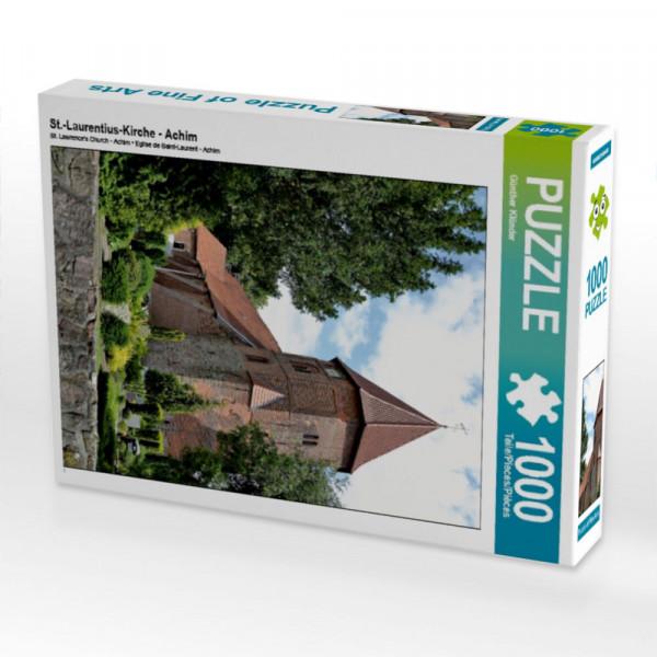 Puzzle St.-Laurentius-Kirche - Achim