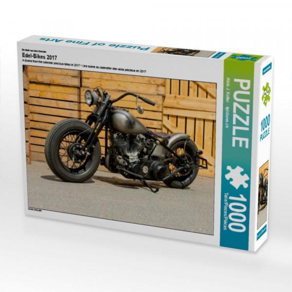 Puzzle Edel-Bikes 2017