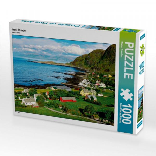 Puzzle Insel Runde