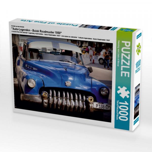 Puzzle Auto-Legenden - Buick Roadmaster 1950