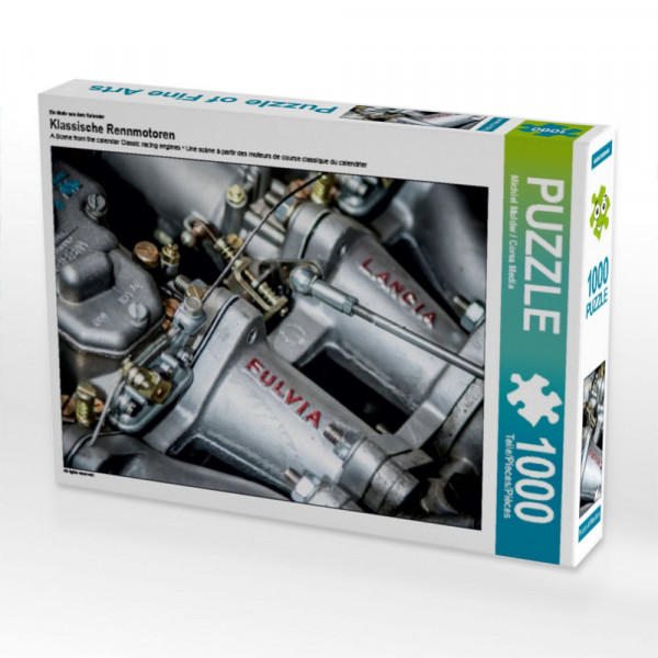 Puzzle Lancia Fulvia 1.3 Rallye