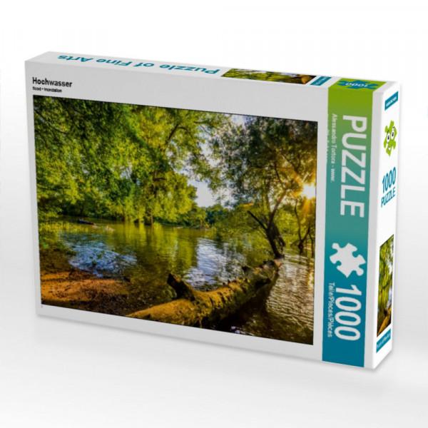 Puzzle Hochwasser