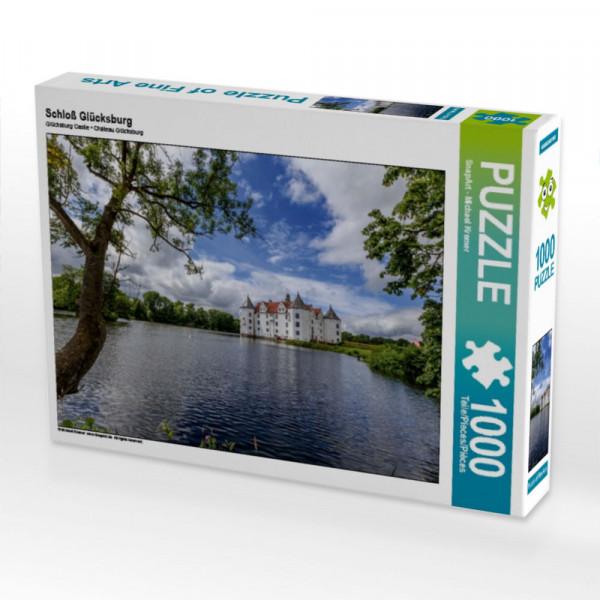 Puzzle Schloß Glücksburg