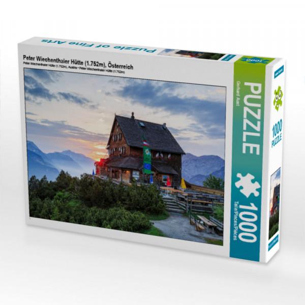 Puzzle Peter Wiechenthaler Hütte 1.752m Österreich