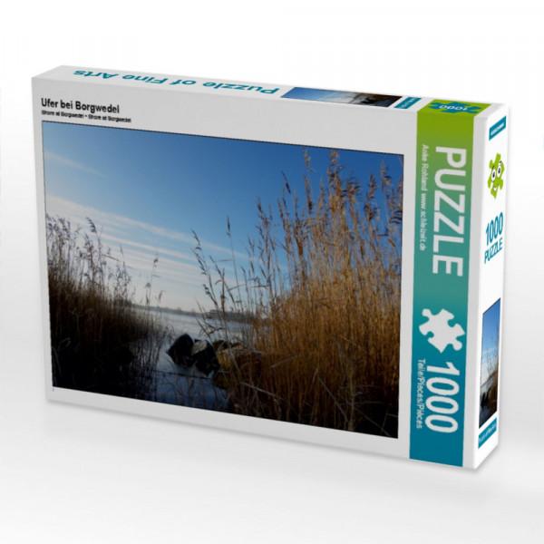 Puzzle Ufer bei Borgwedel