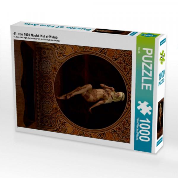 Puzzle 41. von 1001 Nacht. Kut el-Kulub