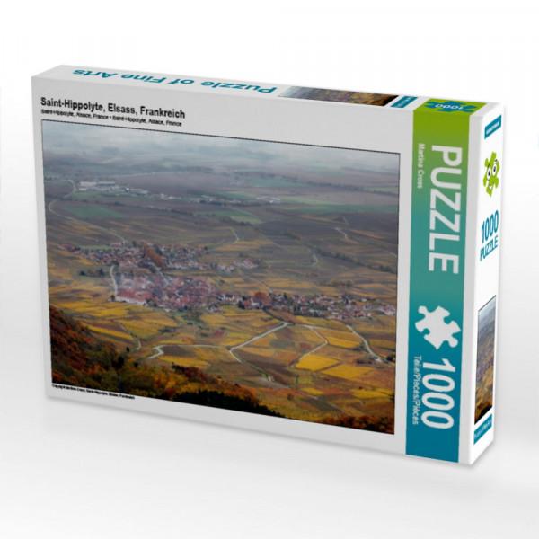 Puzzle Saint-Hippolyte Elsass Frankreich