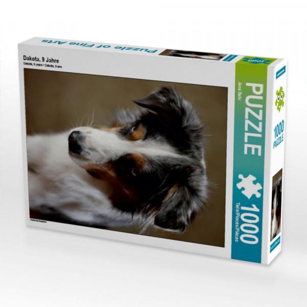 Puzzle Dakota 9 Jahre
