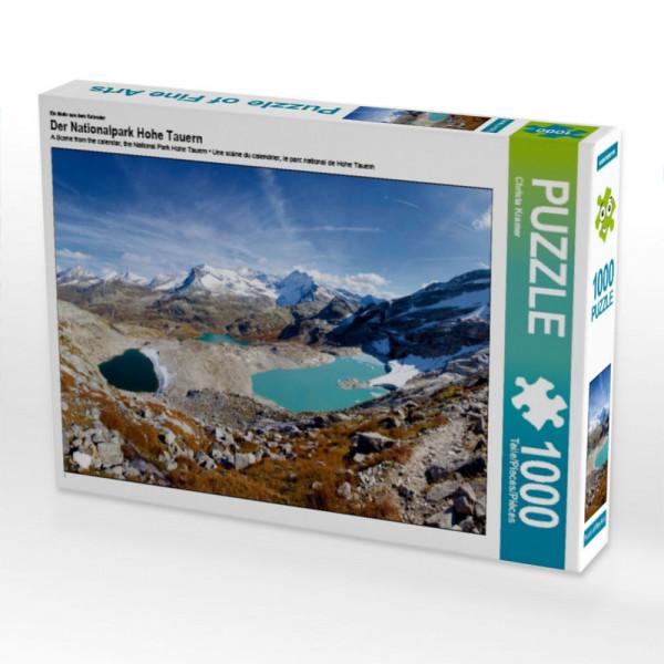 Puzzle Der Nationalpark Hohe Tauern