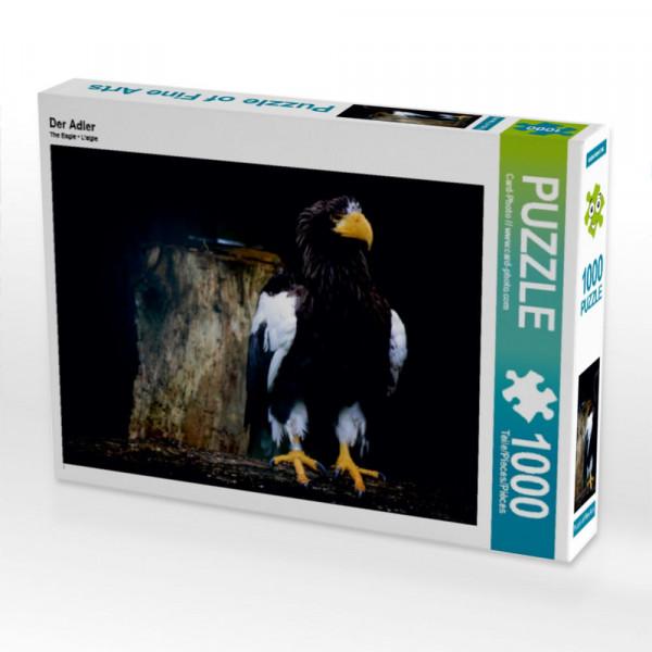 Puzzle Der Adler