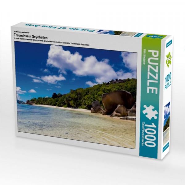Puzzle Trauminseln Seychellen