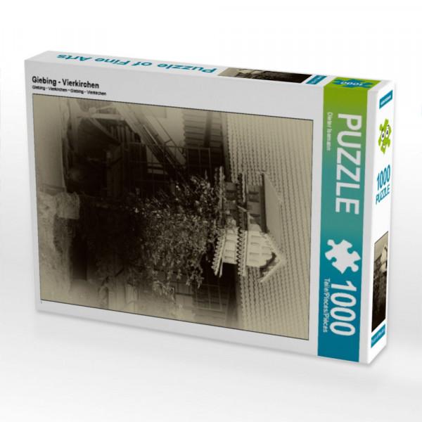 Puzzle Giebing - Vierkirchen