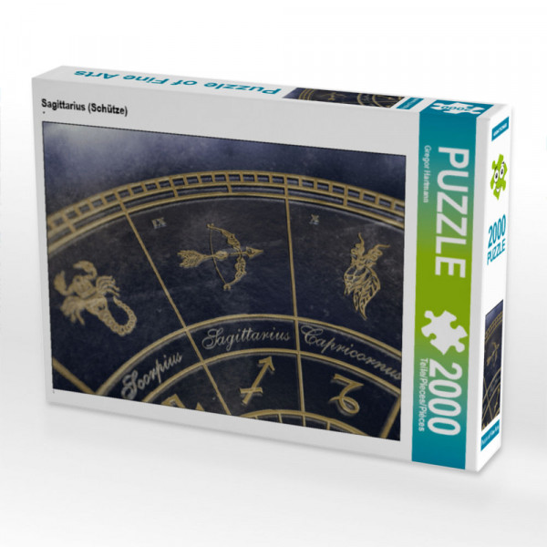 Puzzle Sagittarius Schütze Foto-Puzzle Bild von Hartmann Gregor
