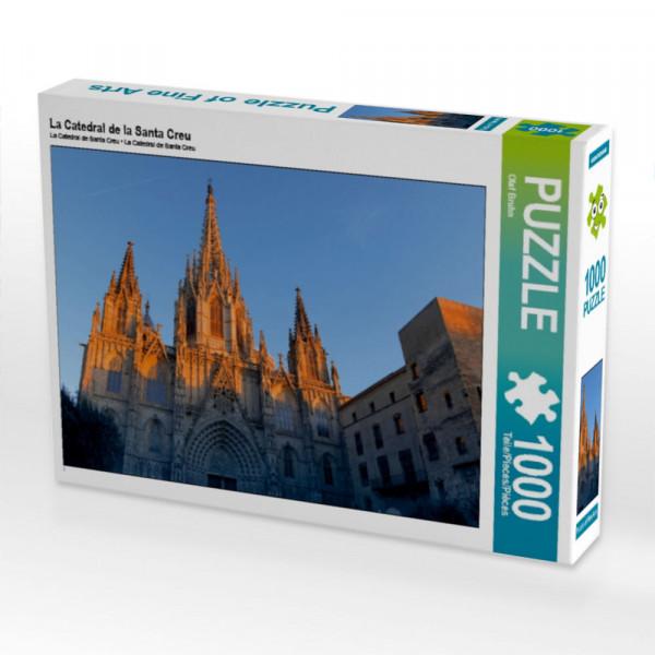 Puzzle La Catedral de la Santa Creu
