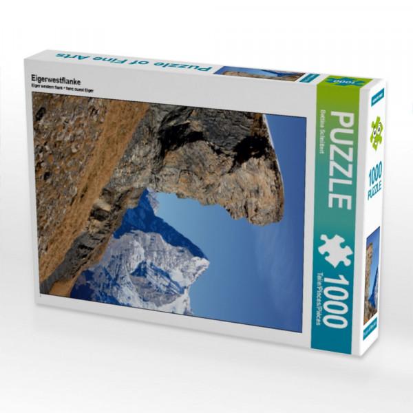 Puzzle Eigerwestflanke
