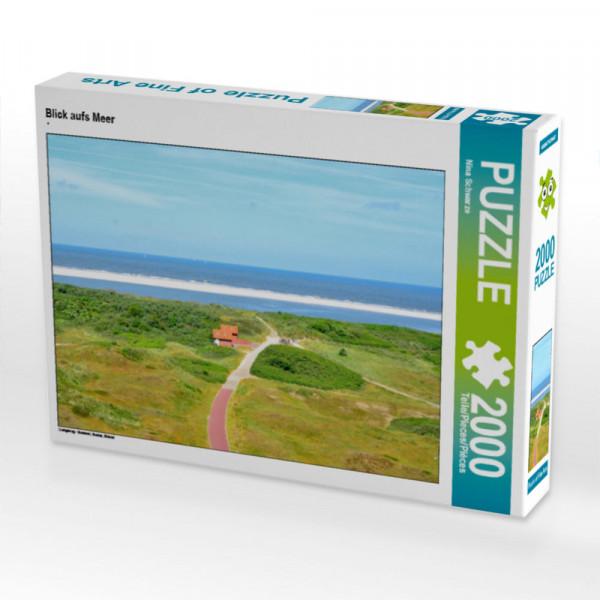 Puzzle Blick aufs Meer Foto-Puzzle Bild von Schwarze Nina