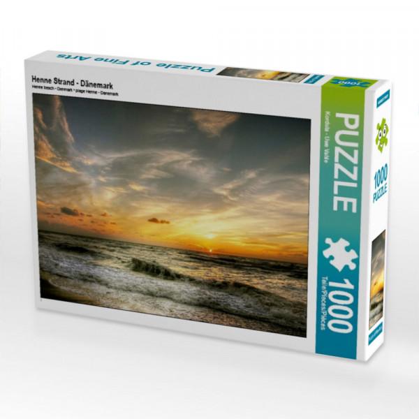 Puzzle Henne Strand - Dänemark