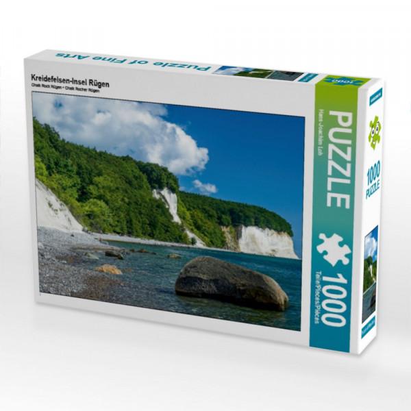Puzzle Kreidefelsen-Insel Rügen