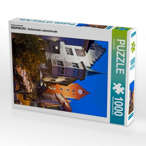 Puzzle MEERSBURG - Italienische Lebensfreude