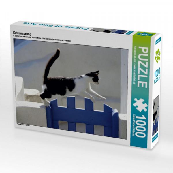 Puzzle Katzensprung