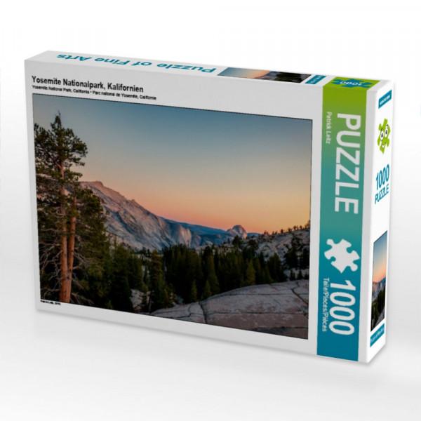 Puzzle Yosemite Nationalpark Kalifornien